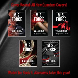 Quantum Cover Reveal