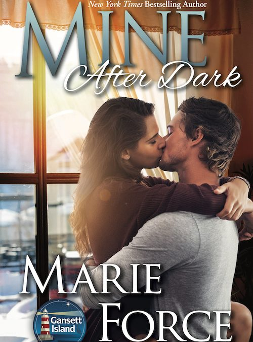 Mine After Dark is a Bestseller