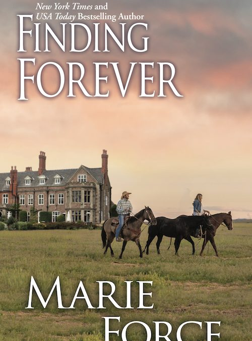 Finding Forever is a Bestseller!