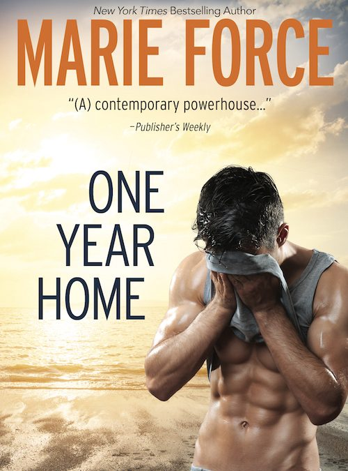 One Year Home Is a Bestseller